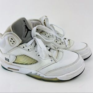 Air Jordan V 5 Retro Boys Size 6Y